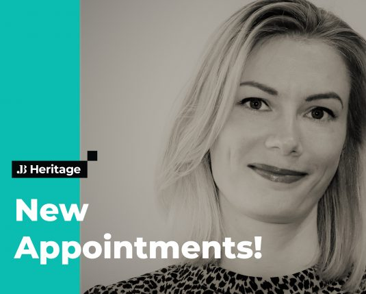 New appointments for JB Heritage Consulting