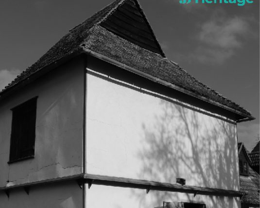 Planning and listed building consent secured for dovecote